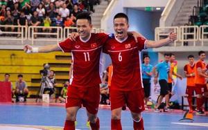 """Phạm Đức Hòa: """"ĐT futsal Việt Nam quyết tạo bất ngờ trước CH Czech"""""""