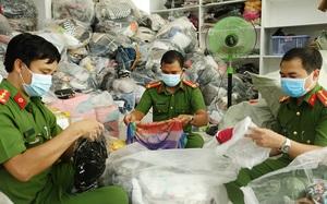 Phát hiện cơ sở kinh doanh chứa hàng chục nghìn sản phẩm không rõ nguồn gốc, nhập lậu