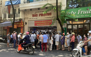 Hà Nội: Yêu cầu tạm đóng cửa một số tiệm bánh Trung thu
