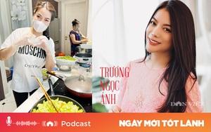 Nghe Podcast - Diễn viên Trương Ngọc Ánh: Mình nợ Sài Gòn quá nhiều ân tình