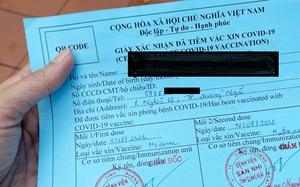 """Quảng Ngãi: Sẽ áp dụng """"hộ chiếu vaccine"""" trong nội tỉnh"""
