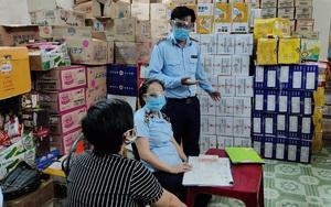 Đà Nẵng: Tạm giữ 43.463 sản phẩm bánh kẹo không có hóa đơn, chứng từ