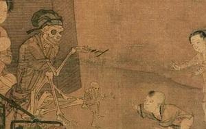 """Bí ẩn kinh ngạc trong """"Bức tranh Quỷ"""" ở Bảo tàng Cố cung"""