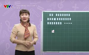 Chi tiết lịch dạy học trên 3 kênh truyền hình quốc gia từ cuối tháng 9 đến sau tháng 11