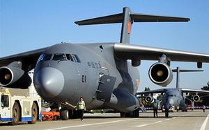 Trung Quốc điều máy bay vận tải tới Trường Sa làm gia tăng quân sự hóa Biển Đông
