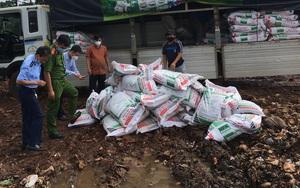 Lâm Đồng: Tiêu hủy số lượng lớn phân bón giả, kém chất lượng, các cơ sở vi phạm bị phạt hơn 1 tỷ đồng