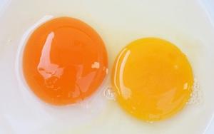 Thực hư thông tin lòng đỏ trứng gà càng sẫm màu thì ăn càng bổ?