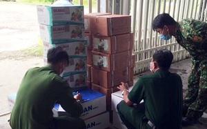 An Giang: Phát hiện cơ sở chứa hàng nghìn chai thuốc bảo vệ thực vật, phân bón không rõ nguồn gốc