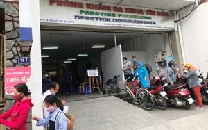 Dịch Covid-19: Hai phòng khám tại Nha Trang bị đề nghị xử phạt