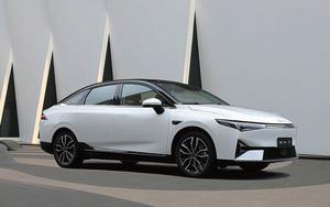XPeng P5 công bố giá bán, hy vọng cạnh tranh với Tesla Model 3