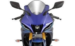 Yamaha R15 V4 2021 ra mắt, thay đổi hàng loạt về thiết kế