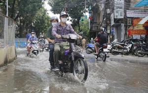 Cận cảnh khu vực ga ngầm tuyến Metro Nhổn - ga Hà Nội bị nhà thầu nước ngoài dừng thi công
