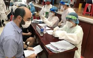 Đà Nẵng: Hơn 3.000 người nước ngoài được tiêm vaccine phòng Covid-19