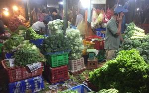 Dịch Covid-19 đang tác động mạnh đến giá nhiều loại rau củ