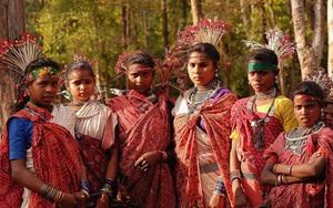 Tập tục kết hôn cận huyết và cách đặt tên kỳ lạ cho trẻ sơ sinh của bộ lạc Baiga