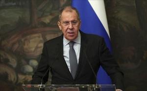 Ngoại trưởng Nga tuyên bố rắn về Taliban