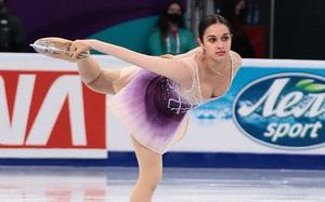 VĐV trượt băng xinh đẹp người Ấn Độ bị đánh số điểm tệ kỷ lục