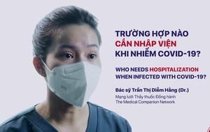 Video: 20 bệnh lý nền và 3 đối tượng cần ưu tiên nhập viện khi mắc Covid-19