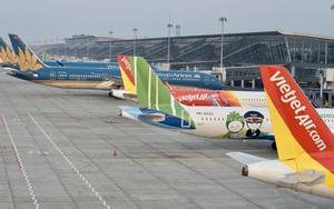 """Cục Hàng không """"cấm"""" các hãng bán vé máy bay đến khi có thông báo mới"""