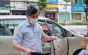 Cố thủ trên ô tô, cãi nhau tại chốt chống dịch, Thanh tra Sở TNMT bị khiển trách