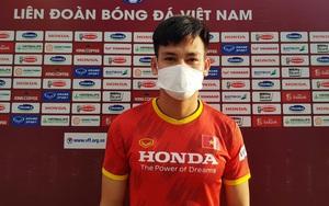 """Tấn Tài nói gì trước cơ hội """"đóng thế"""" Trọng Hoàng ở ĐT Việt Nam?"""