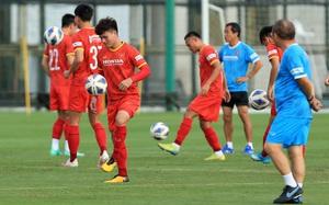 Chốt giờ thi đấu 2 trận của ĐT Việt Nam với ĐT Trung Quốc và ĐT Oman
