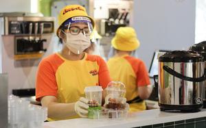 KIDO khởi động chuỗi đồ uống Chuk Chuk tại TP. HCM