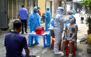 Hà Nội: Phong tỏa, lấy mẫu xét nghiệm khu vực 4.000 dân vì người phụ nữ bán bún ốc dương tính SARS-CoV-2