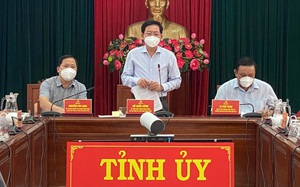 """Bí thư Bình Định: """"Không dập được dịch ở Phù Cát trong 7 ngày tới, Bí thư, Chủ tịch huyện phải chịu trách nhiệm"""""""