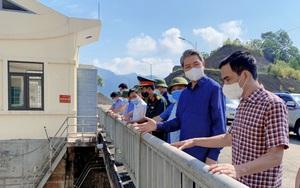 PCT tỉnh Thanh Hóa Lê Đức Giang: Xã, thị trấn, tổ giám sát cộng đồng là 'pháo đài', sản xuất an toàn phòng chống Covid-19