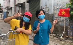 """Người dân Sài Gòn náo nức khi các chốt kiểm soát được tháo dỡ trước """"giờ G"""""""