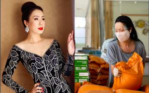 """NSƯT Trịnh Kim Chi: """"Tôi quan niệm, làm từ thiện phải rõ ràng về tiền bạc"""""""