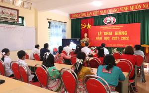 Sơn La: Hơn 371.000 học sinh xem khai giảng qua tivi, máy tính, điện thoại