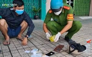 Thanh niên mang ma túy bị bắt khi vượt chốt kiểm dịch
