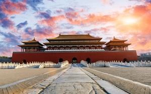 """Hãi hùng hồn ma không chân """"ám"""" Tử Cấm Thành ở Trung Quốc"""