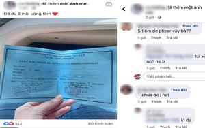 """Vụ cô gái khoe tiêm 2 mũi vaccine nhờ """"xin ông anh"""" ở Cần Thơ: Báo cáo bị trả về, thanh tra vào cuộc"""