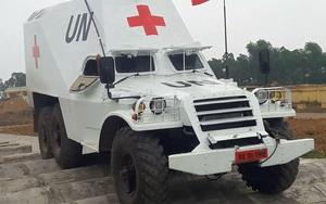 Ngạc nhiên khi Việt Nam hoán cải xe thiết giáp