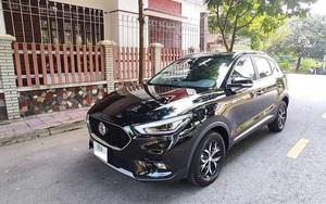 Khó hiểu xe Trung Quốc MG ZS 2021 rao bán sau gần 4 tháng sử dụng