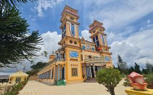 Thánh thất lớn nhất của đạo Cao Đài nằm ở tỉnh nào của Việt Nam?
