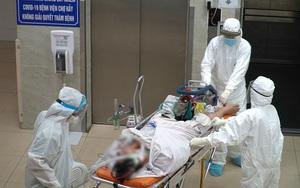Bộ Y tế: Đề xuất tăng chế độ chính sách cho người tham gia chống dịch Covid-19