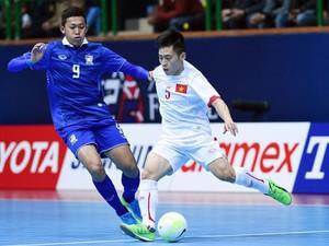 Clip bàn thắng trận ĐT futsal Việt Nam vs Thái Lan