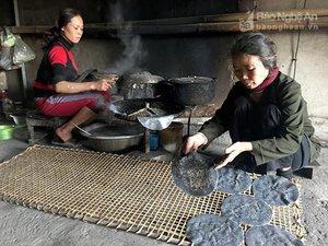 Bánh đa làng nghề 300 năm thơm nức mũi, Việt kiều Đức, Nga thích mê