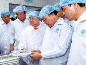 """Tập đoàn Minh Phú và sứ mệnh """"vun trồng"""", nuôi dưỡng thực phẩm sạch"""