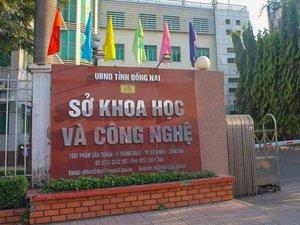 Đồng Nai đề nghị công an điều tra sai phạm tại Sở KH&CN