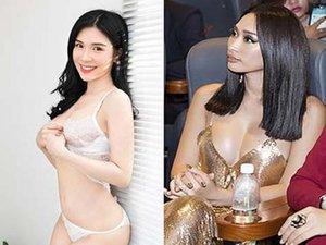 Thanh Bi, Minh Tú diện bikini dẫn đầu top sao gợi cảm nhất tuần
