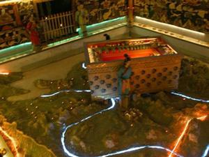 Dòng sông thủy ngân khổng lồ đáng sợ trong lăng mộ Tần Thủy Hoàng