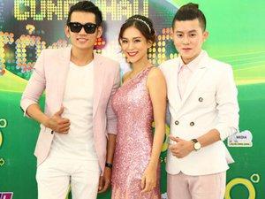"""Trà Xanh Không Độ tài trợ gameshow thuần Việt """"Cùng nhau tỏa sáng"""""""