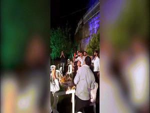 Liban: Mừng hôn lễ, chú rể nã súng Ak-47 vào đám đông