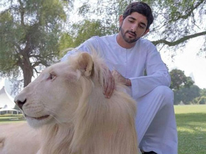 Cuộc sống ít biết của thái tử điển trai - con vua trị vì Dubai giàu có