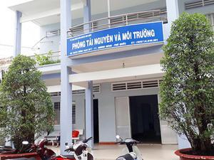 Bắt giam cán bộ giải phóng mặt bằng huyện Phú Quốc
